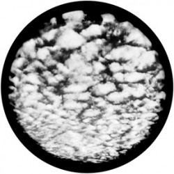 Rosco Glass Gobo - Fluffy Clouds