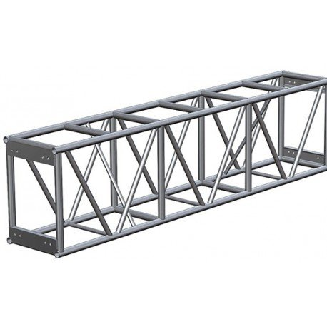 Applied NN 20.5in. x 30in. Heavy Duty Box Truss - 10ft.