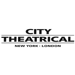 City Theatrical XLR5M to XLR3M Turnaround