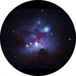 Rosco Glass Gobo - Bright Nebula