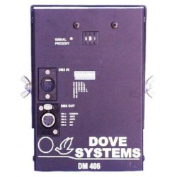 Dove Systems DimmerMaster 406 - 4x1000W Channel, 1800W Max
