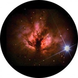 Rosco Glass Gobo - Deep Nebula