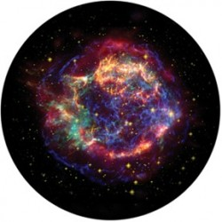 Rosco Glass Gobo - Chromatic Nebula