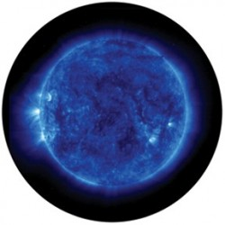 Rosco Glass Gobo - Blue Corona