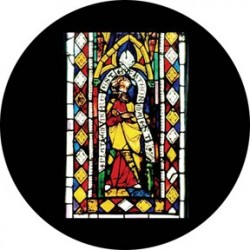 Rosco Glass Gobo - Comedia Stained Glass