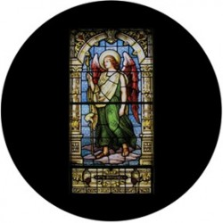 Rosco Glass Gobo - Raphael Stained Glass