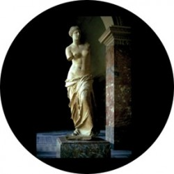 Rosco Glass Gobo - Venus de Milo