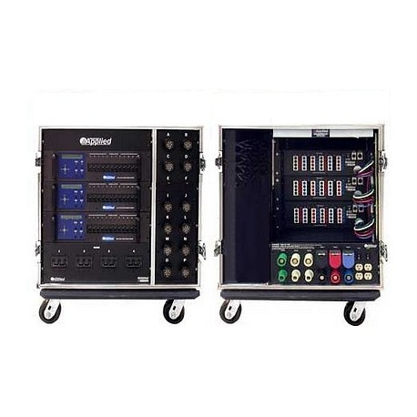 Applied NN 36 Channel Omega Touring Dimmer Rack 2.4kW per Channel