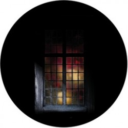 Rosco Glass Gobo - Firelight Window