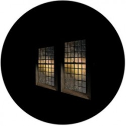 Rosco Glass Gobo - Perspective Windows