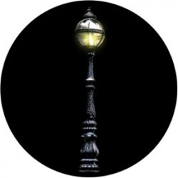 Rosco Glass Gobo - Streetlight