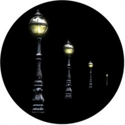 Rosco Glass Gobo - Street Lights