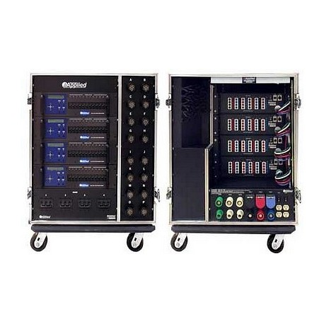 Applied NN 60 Channel Omega Touring Dimmer Rack 2.4kW per Channel
