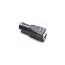 City Theatrical XLR5M to RJ45 Adapter