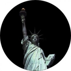 Rosco Glass Gobo - Liberty