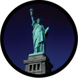 Rosco Glass Gobo - Liberty 2