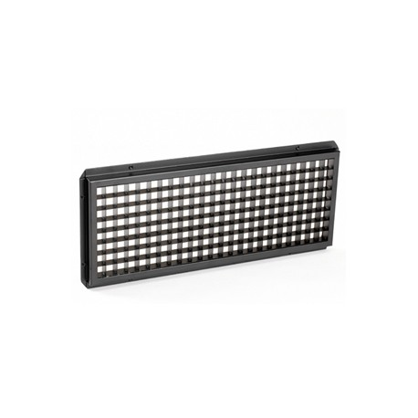 City Theatrical ColorBlast 12 Egg Crate Louver - Black