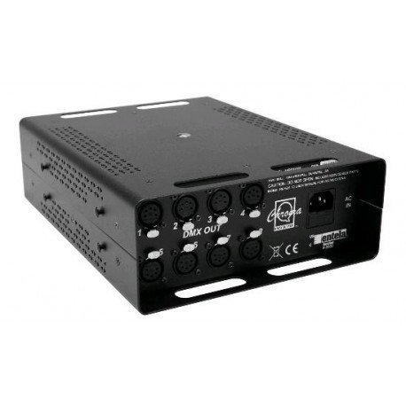 Chroma-Q Magic Box 8-Way DMX Buffer Box