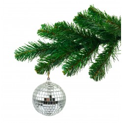 Disco Ball & Mirror Ball - 4in.