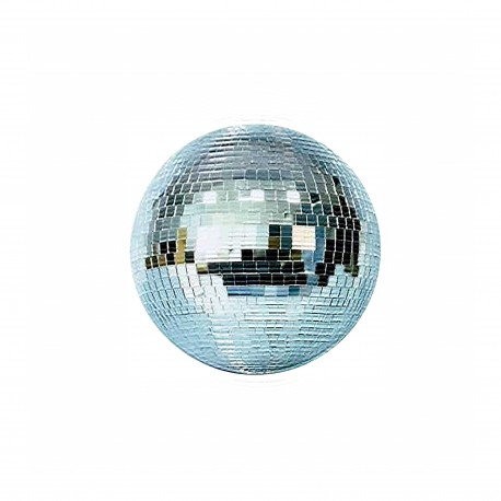 Disco Ball & Mirror Ball - 20in.
