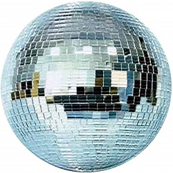 ADJ 40in. Mirror Ball
