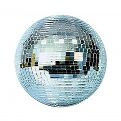 Meteor Lighting Disco Ball / Mirror Ball - 30""