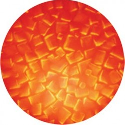 Rosco ColorWaves - Red Mosaic - B size