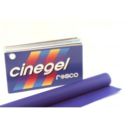Rosco Cinegel 3071 Full Blue Grid Cloth Gel