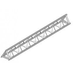 Applied NN TR-16x16 Heavy Duty Box Truss - 10ft Length - Spigoted