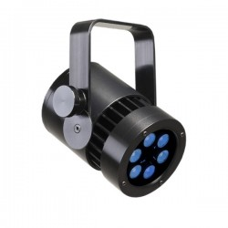 Apollo AVERE 4UV with Options - 365nm UV with Dichroic Filter - Black Housing