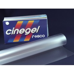 Rosco Cinegel 3047 Light Velvet Frost - 20in. x 24in. Sheet