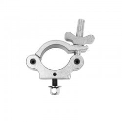 Light Source Mega Coupler with Stainless Steel Hardware - Aluminum Finish - Light Source MLMSS