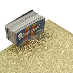 Rosco Cinegel 3805 Roscoflex Gold - 20in. x 24in. Gel Sheet