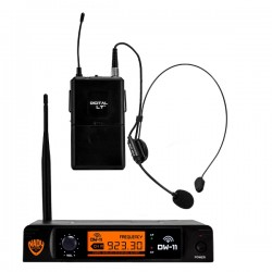 Nady Digital Wireless Headset Microphone System