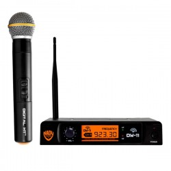 Nady Digital Wireless Handheld Microphone System