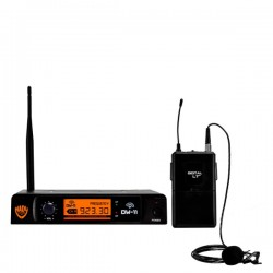 Nady Digital Wireless Lapel Microphone System