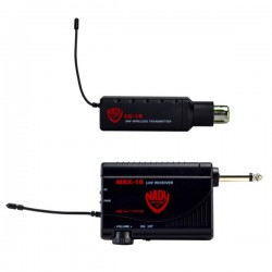 Nady Link-16 Miniature Wireless System for Dynamic Microphones