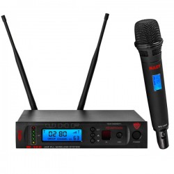 Nady True Diversity 1000-Channel Pro UHF Handheld Mic Wireless