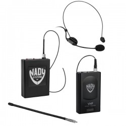 Nady Wireless Headset Microphone System