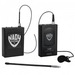 Nady Wireless Bodypack Lavalier Microphone System