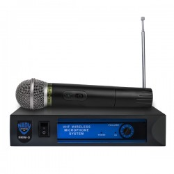 Nady Wireless Handheld VHF Microphone System