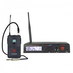 Nady 100-Channel UHF Wireless Guitar System