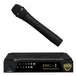 Nady Wireless Handheld Microphone System