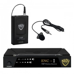 Nady Wireless Lavalier Microphone System