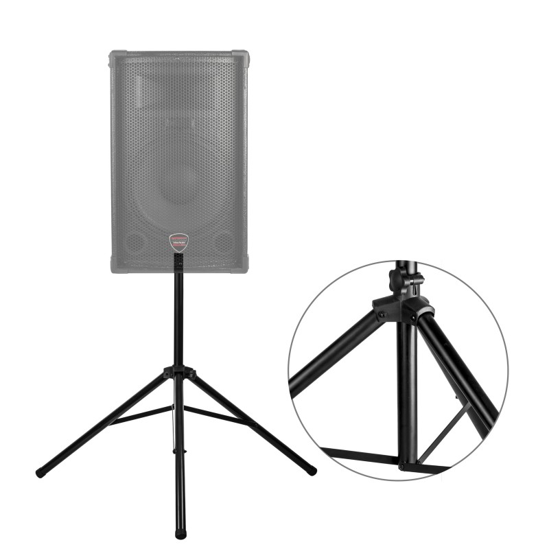 nady tripod speaker stand stage lighting store. Black Bedroom Furniture Sets. Home Design Ideas