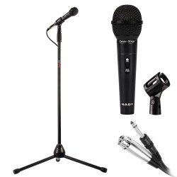 CenterStage Microphone Kit - Microphone / Stand / Cable / Clip