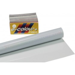Rosco E-Colour 221 Blue Frost - 21in. x 24in. Sheet