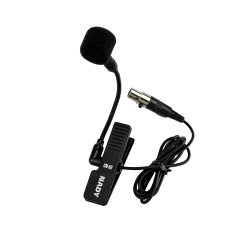 Nady Clip-On Miniature Condenser Microphone