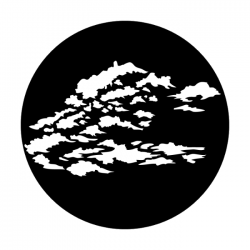 Apollo Metal Gobo 1072 Moving Clouds