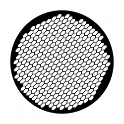 Apollo Metal Gobo 2316 Honeycomb